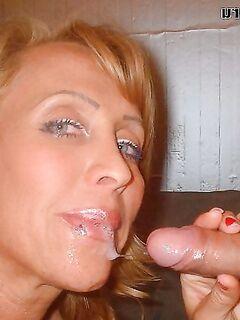 Пышногрудые дамочки оголяют свои формы - секс порно фото