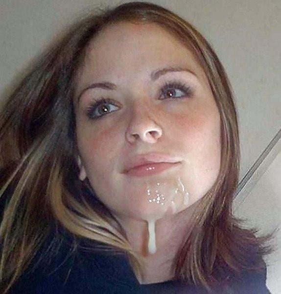 Парни кончают на лица подружек после отсоса - секс порно фото